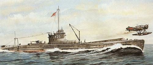 I-25 Japońska jednostka podwodna
