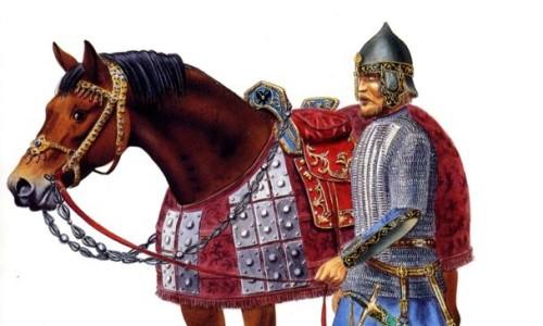 Bojar moskiewski, późny XVII wiek.