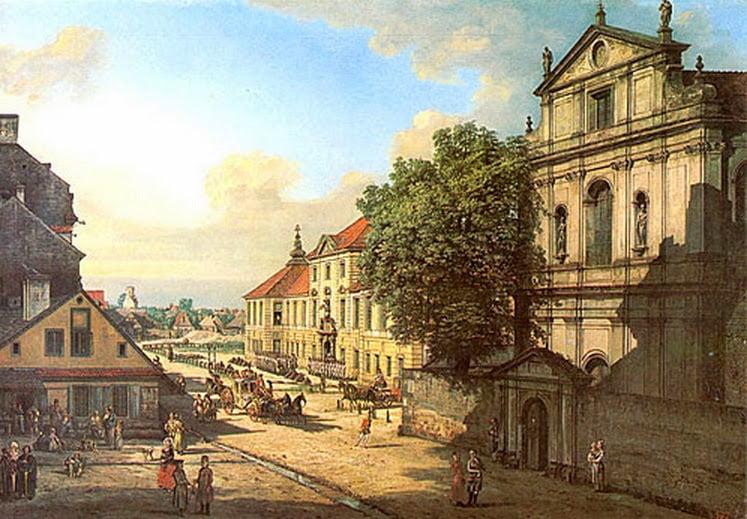 ul. Długa w Warszawie