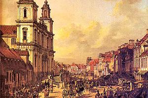 Warszawa Canaletto