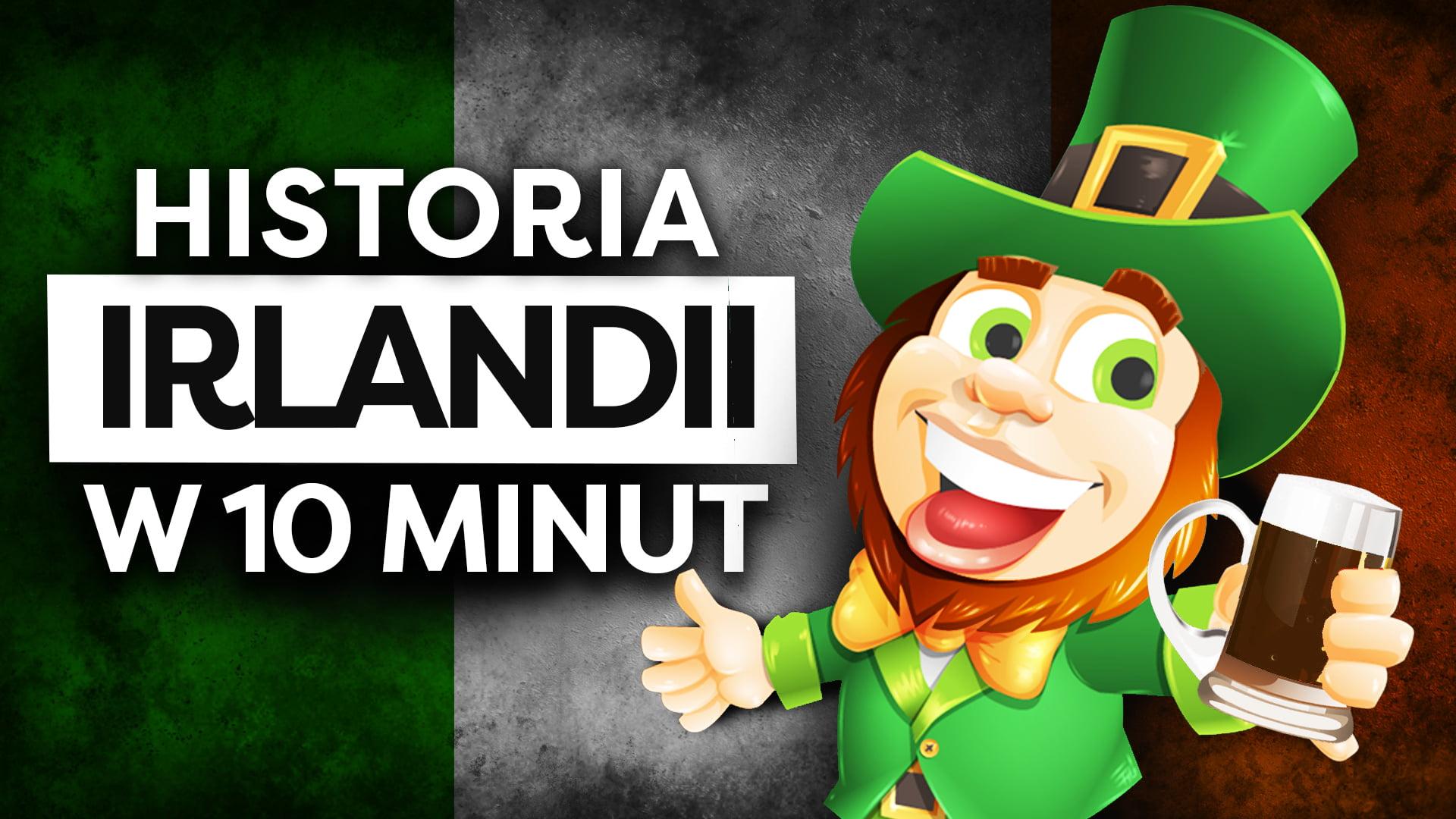 irlandia, historia irlandii