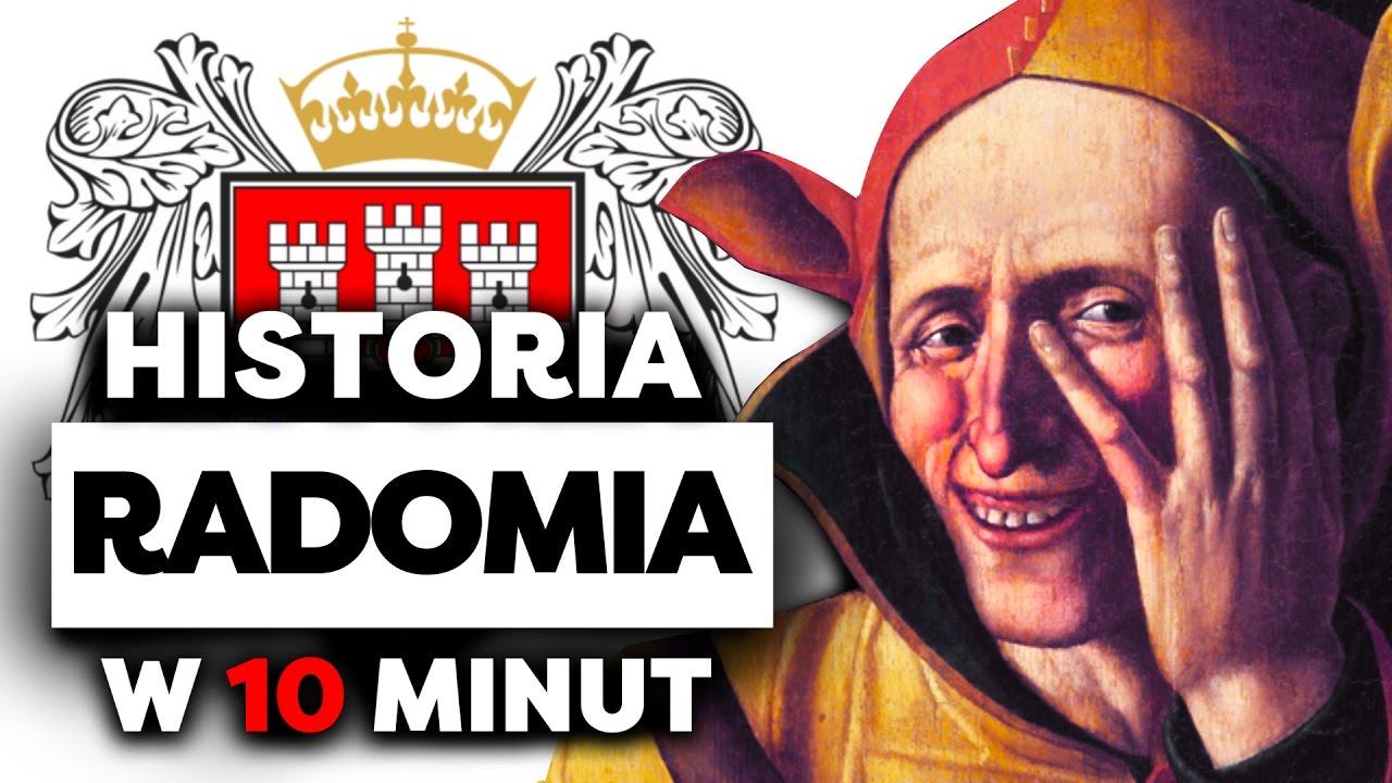 Historia Radomia w 10 minut